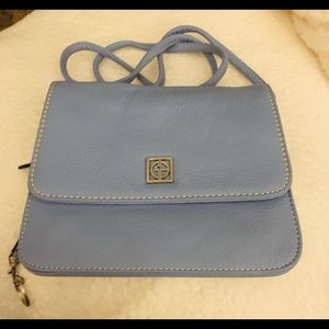 Giani Bernini Like New! Pebble Mini Crossbody Bag